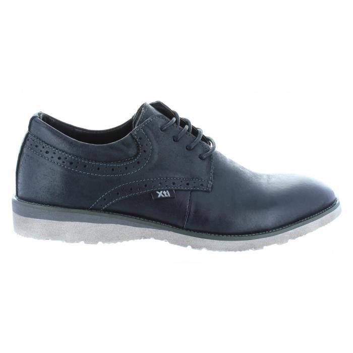 Chaussures pour Homme XTI 45734 NOBUK NEGRO