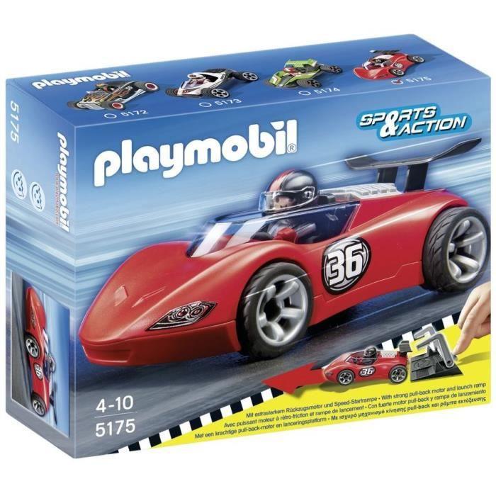 Playmobil 5175 Bolide De Course Achat Vente Univers