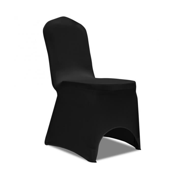 house de chaise noir extensible - achat / vente house de chaise