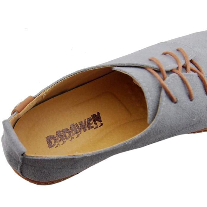 Cuir Oxford chaussures CJTXX Taille-38 lyH6E85RH