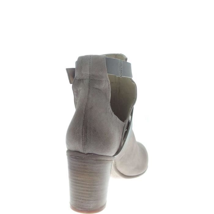Taupe Foscati By Boots Femme Boots Ankle Manas Lea Ankle Femme Lea Manas By Foscati FnfaxO