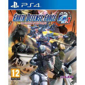JEU PS4 Earth Defense Force 4.1 Shadow of New Despair Jeu