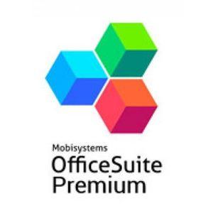 BUREAUTIQUE À TÉLÉCHARGER OfficeSuite Premium - 1 Year-(PC en Téléchargement