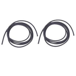 LACET  1 Paire Lacet Elastique Verrouillage Fixation Faci