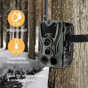 APP. PHOTO MINIATURE Caméras de surveillance de chasse de faune sauvage