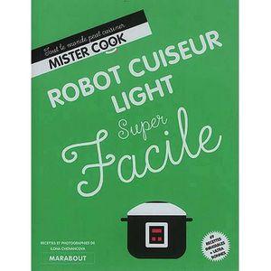 livre de cuisine pour robot achat vente pas cher. Black Bedroom Furniture Sets. Home Design Ideas
