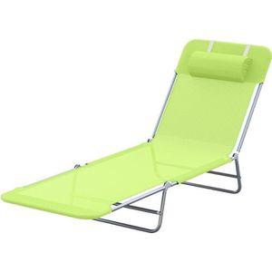 Chaise longue pliante achat vente chaise longue for Chaise longue pliante de plage