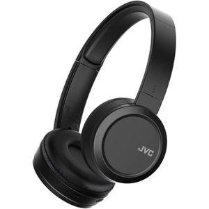 CASQUE - ÉCOUTEURS JVCHAS50BTBE Casque Bluetooth Supra-Aural sans fil