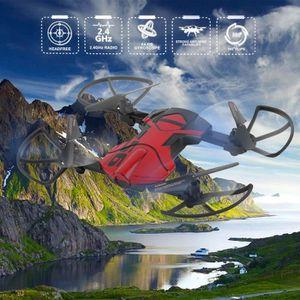 DRONE Mini Drone pliable avec caméra hélicoptère RC haut