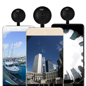 CAMÉRA SPORT LESHP® Aigo-360 Mini VR Caméra panoramique 720 deg
