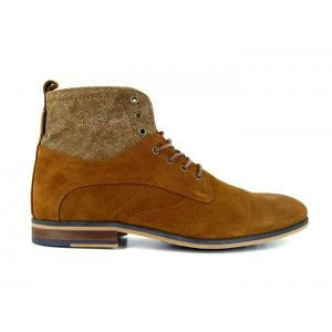 BOTTINE J.BRADFORD Chaussures Boots JB-SIKOU Camel - Coule