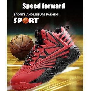 d94e0062aa96e CHAUSSURES BASKET-BALL Hommes Basketball Shock Chaussures Mode Chaussures  ...