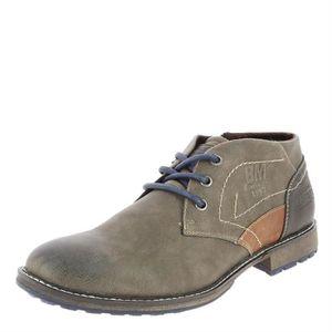 BOTTINE bottines / boots 3711305 homme be mega 3711305