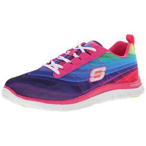 Skechers Sport Pretty Please Flex Appeal Fashion Sneaker UK8Z2 Taille-38 jHKow
