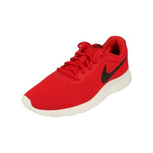 basket nike rouge homme pas cher