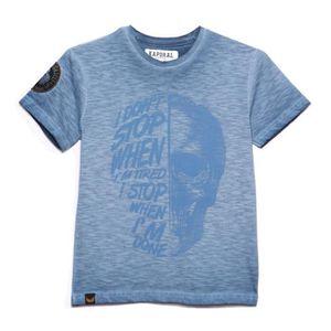 1a3cc1e9ca7dc T-shirt garçon - Achat   Vente pas cher - French Days dès le 26 ...