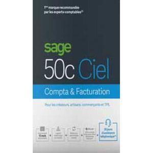 PROFESSIONNEL À TÉLÉCHARGER Logiciel Comptabilité- Sage 50cloud Ciel COMPTA +
