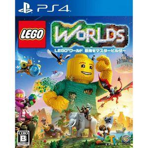 JEU PS4 WARNER HOME VIDEO GAMES LEGO Worlds Mezase Master