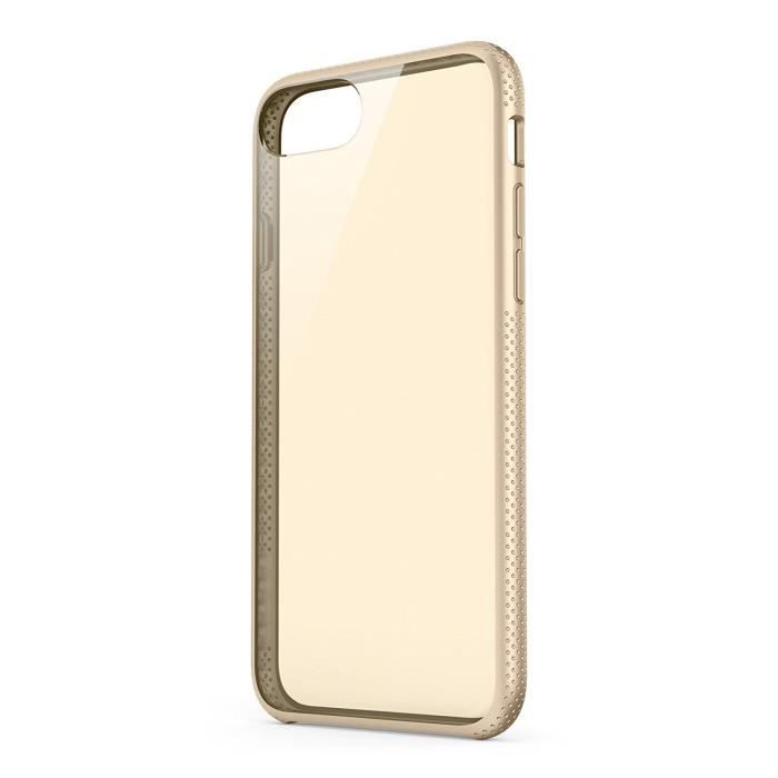 BELKIN Air Protect SheerForce Coque iPhone 7 Or