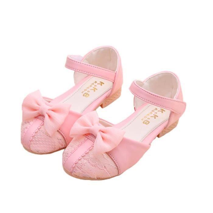 Chaussures Filles Bow Bébé Fill Enfants Princesse Sandales pxZEwqOZd
