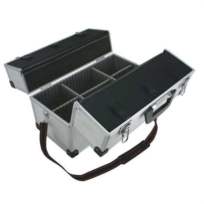 Cogex malette vide en aluminium 3 compartiments achat vente valisette mallette valise - Malette rangement outils vide ...