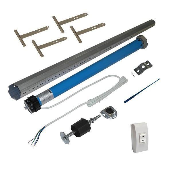Kit Complet Jusqu A 56 Kg Avec 2m De Tube Octogonal 60 Mm