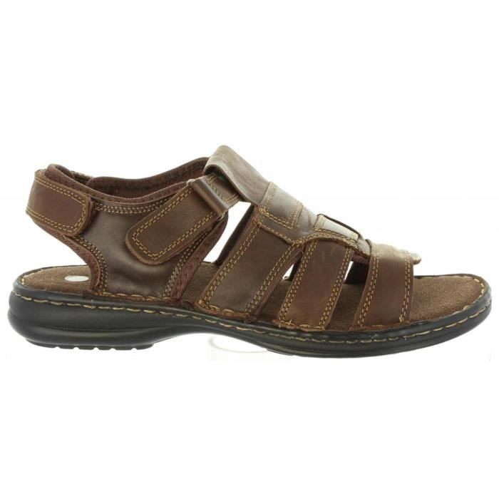 Sandales pour Homme XTI 47025 NAPA MARRON gY4M2JO