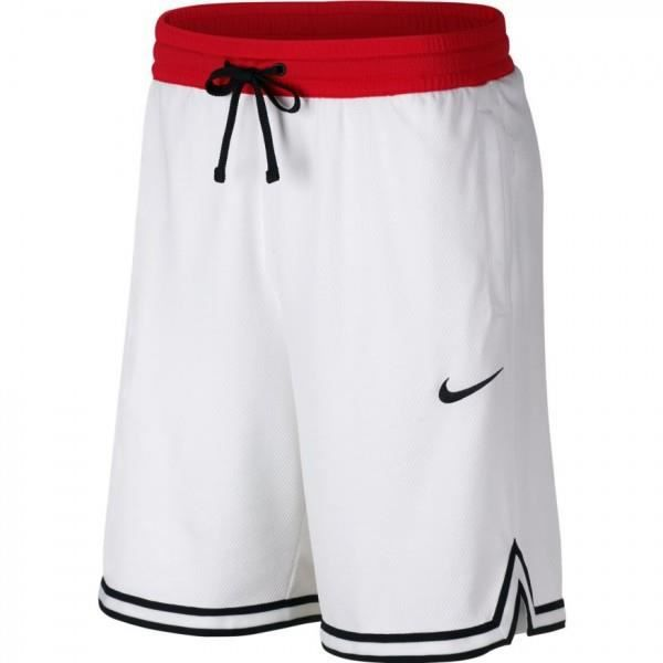 Pas Dry Homme Prix Pour Dna Rouge Nike Basketball Blanc Short De YWHIb29EeD