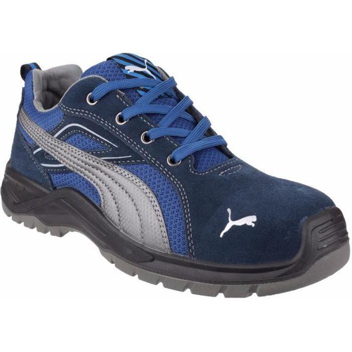 Chaussures Omni De Homme Basses Puma Safety Sécurité Sky Bleu 0v8nwmN