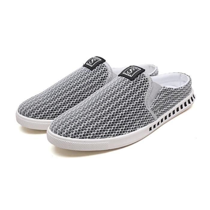 Chaude Taille Chaussures Grande Baskets Homme Luxeloafer Qualité Vente Supérieure Marque De Slipon Cool Classiquede 9IEH2D
