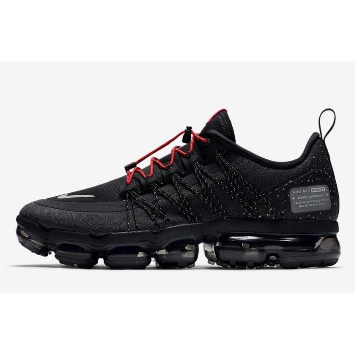 9df7a14f73c Nike Air VaporMax Utility Chaussures de Running Pour Homme Gris Gris ...