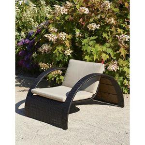 Fauteuil de jardin plastique r sine achat vente fauteuil de jardin plastique r sine de for Desserte de jardin en plastique