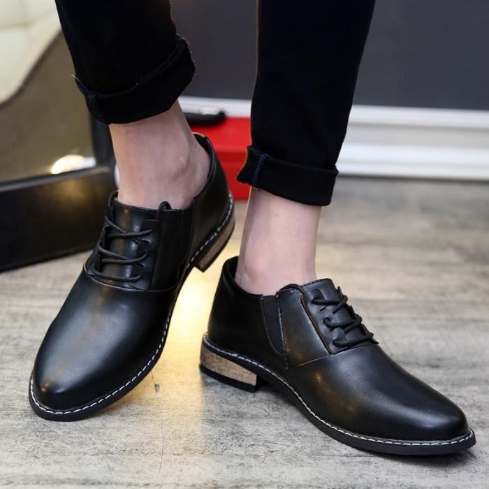 Mocassins homme Chaussures de villeChaussures pour costume Chaussures officielesChaussures populaires Confortables Nouveauté y5EhfB7z4z