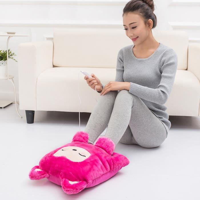l'usb chaussures chauffage chauffe - pieds chauds et oreiller pantoufles (ali bébé)