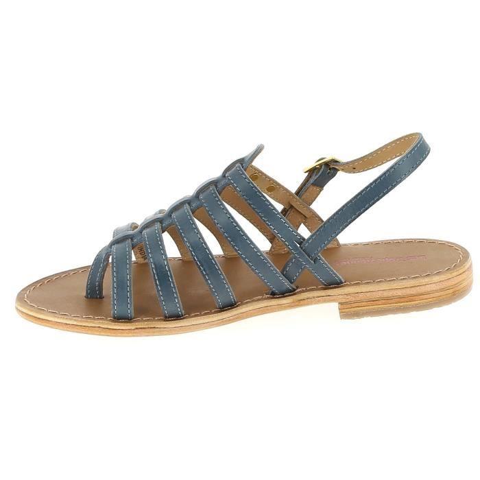 Sandales et nu-pieds - LES TROPEZIENNES HERIBER