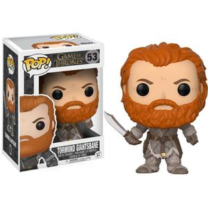 FIGURINE - PERSONNAGE Figurine Funko Pop! Game Of Trones : Tormund Giant