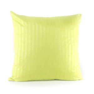 PAVILLON INTERIEUR Coussin Cassiopee 45x45 cm citron