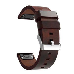 BRACELET DE MONTRE Bande montre rechange courroie en cuir luxe avec d