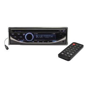 AMPLIFICATEUR AUTO Caliber RCD125BT Automobile récepteur CD intégrée