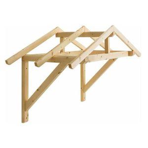 marquise en bois achat vente marquise en bois pas cher cdiscount. Black Bedroom Furniture Sets. Home Design Ideas