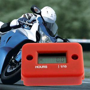 competitive price dbe31 7651d COMPTEUR POUR CYCLE POL TG010 Compteur horaire pour Moto VTT Motoneige