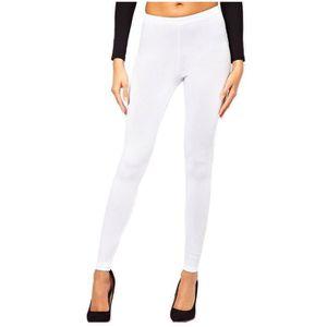 1d391943daee CEINTURE ET BOUCLE Longueur pleine Pantalons leggings en coton pour f ...