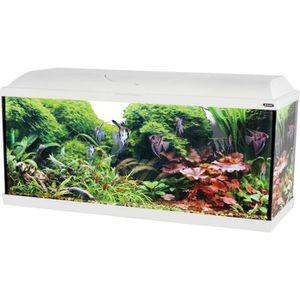 AQUARIUM Kit Aquarium Iseo 100 Blanc 106L