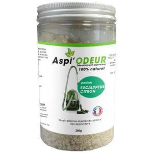 PARFUM ASPIRATEUR Aspi'odeur eucalyptus citron 200g - désodorisant p