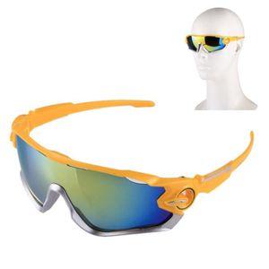 LUNETTES DE SOLEIL Masque Lunettes soleil anti-sable UV400 Outdoor Ri ... c1e9a1f26c96