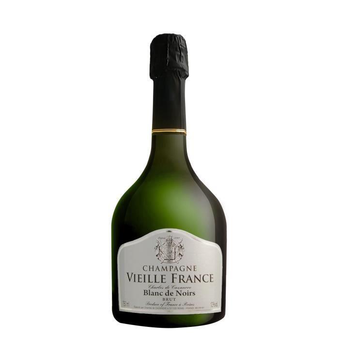 Gh martel vieille france champagne blanc de noirs 75 cl