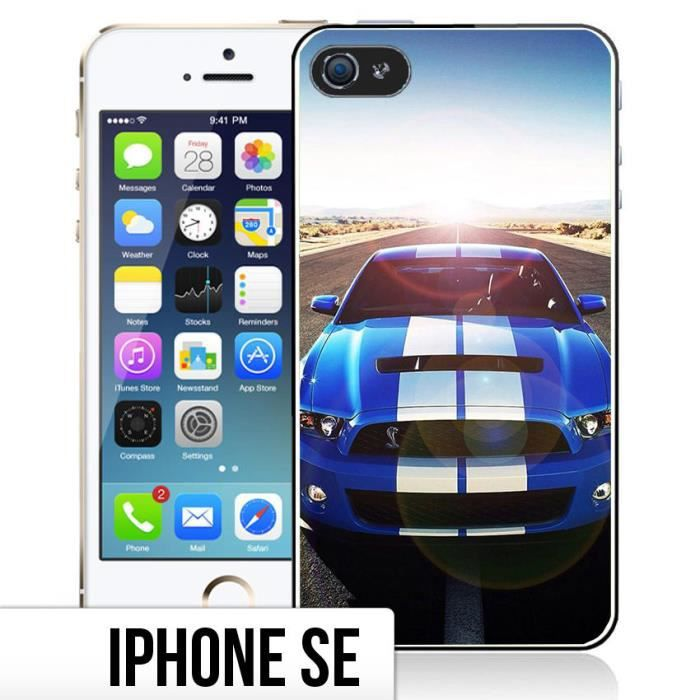 coque iphone 8 plus mustang