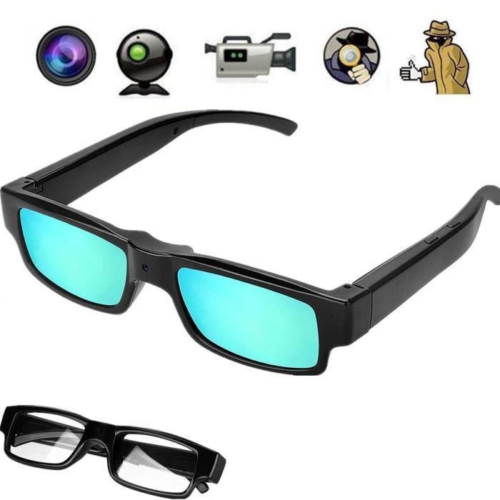 ea66dfc2e7b53 CAMÉRA MINIATURE caméra espion - lunettes lunettes avec caméra cach
