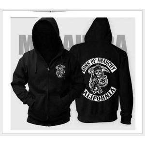 gilet sons of anarchy achat vente gilet sons of anarchy pas cher cdiscount. Black Bedroom Furniture Sets. Home Design Ideas