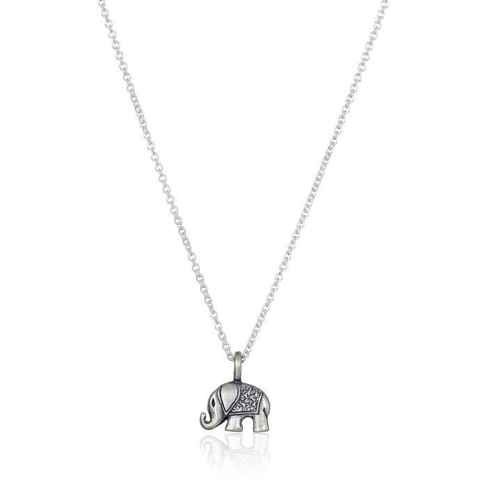 Dogeared Lucky Us Chain Necklace, 16 QKIMG
